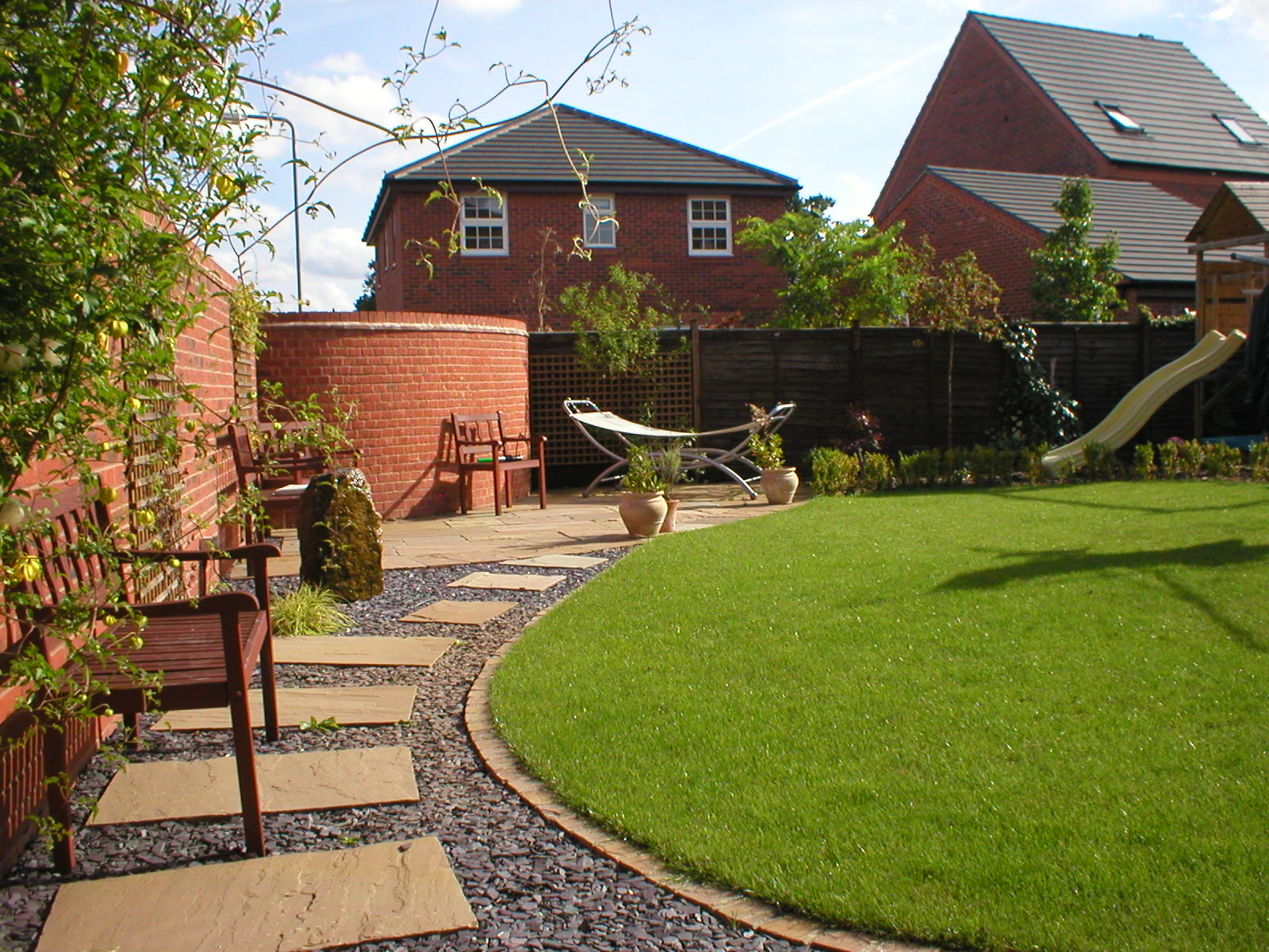 Beautiful gardens lichfield landscape gardeners for How to landscape a garden